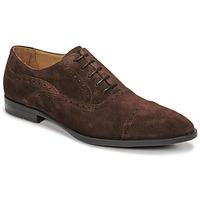 鞋子 男士 系带短筒靴 Pellet ALEX 棕色