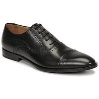 鞋子 男士 德比 & 系带短筒靴 Christian Pellet ALEX 黑色