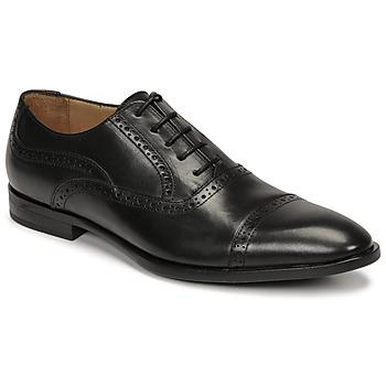鞋子 男士 系带短筒靴 Pellet ALEX 黑色