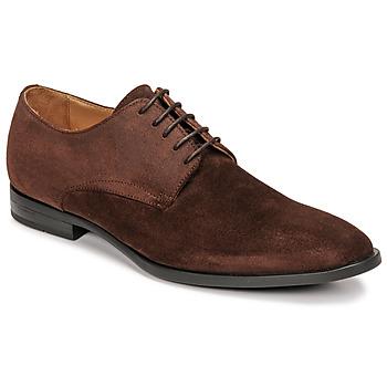 鞋子 男士 德比 Pellet Alibi 棕色