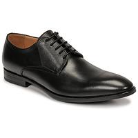 鞋子 男士 德比 & 系带短筒靴 Christian Pellet Alibi 黑色