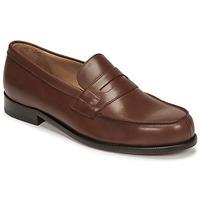 鞋子 男士 皮便鞋 Christian Pellet Colbert 棕色