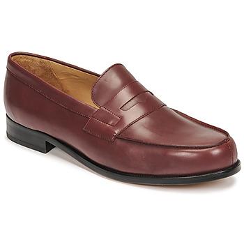 鞋子 男士 皮便鞋 Pellet Colbert 红色