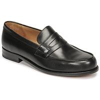 鞋子 男士 皮便鞋 Pellet Colbert 黑色