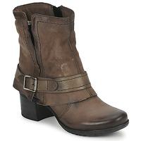 鞋子 女士 短靴 Mjus MADRIAL 灰褐色