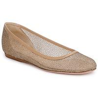 鞋子 女士 平底鞋 塞巴斯汀 GLIME 米色