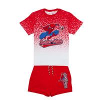 衣服 男孩 女士套装 TEAM HEROES KIDS SPIDERMAN SET 多彩