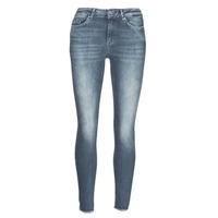 衣服 女士 紧身牛仔裤 Only ONLBLUSH 蓝色 / 灰色