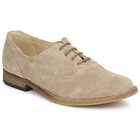 鞋子 女孩 系带短筒靴 Citrouille et Compagnie MOUTUNE 米色