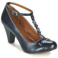 鞋子 女士 高跟鞋 Cristofoli JULY 蓝色