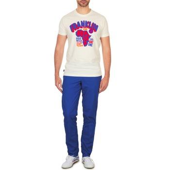 衣服 男士 休闲裤 Franklin & Marshall GLADSTONE 蓝色