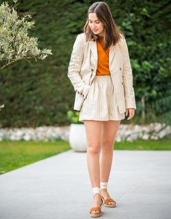 衣服 女士 外套/薄款西服 Céleste ALIZE 米色
