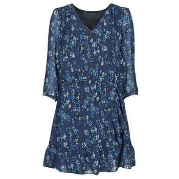 衣服 女士 短裙 Ikks BS30055 海蓝色