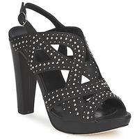 鞋子 女士 凉鞋 Strategia CLOUCLOU 黑色