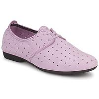 鞋子 女士 德比 Arcus PERATEN 淡紫色