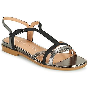 鞋子 女士 凉鞋 KARSTON SOBIO 黑色