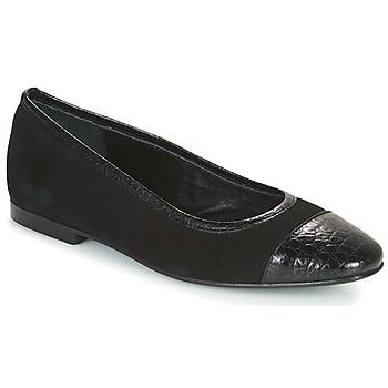 鞋子 女士 平底鞋 JB Martin SUCCES 黑色