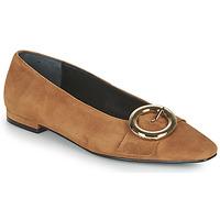 鞋子 女士 平底鞋 JB Martin SAVOIR 棕色