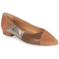 鞋子 女士 平底鞋 JB Martin TENDRE 棕色