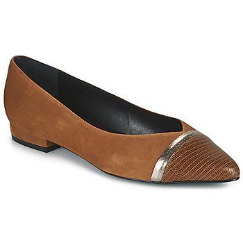 鞋子 女士 平底鞋 JB Martin TALENT 棕色