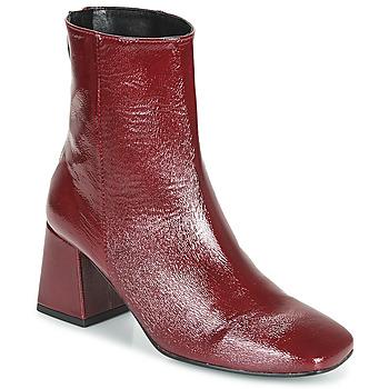 鞋子 女士 短靴 JB Martin VERTIGE 波尔多红