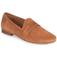 鞋子 女士 皮便鞋 JB Martin FRANCHE ROCK 棕色