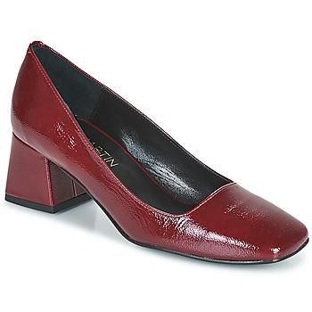 鞋子 女士 高跟鞋 JB Martin VIVA 波尔多红