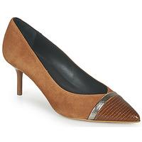 鞋子 女士 高跟鞋 JB Martin TROUBLANTE 棕色