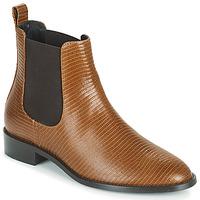 鞋子 女士 短筒靴 JB Martin ATTENTIVE 棕色