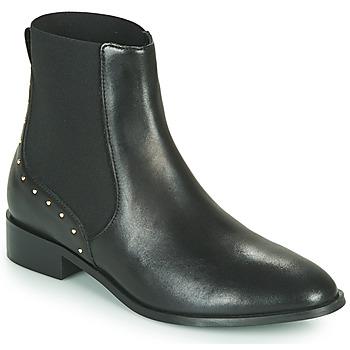 鞋子 女士 短筒靴 JB Martin ANGE 黑色