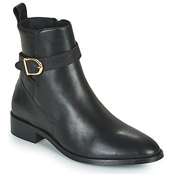 鞋子 女士 短筒靴 JB Martin AGREABLE 黑色