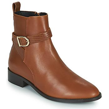 鞋子 女士 短筒靴 JB Martin AGREABLE 棕色