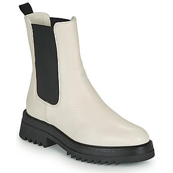 鞋子 女士 短筒靴 JB Martin OPTIMISTE 白色