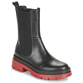 鞋子 女士 短筒靴 JB Martin MOTIVEE 黑色