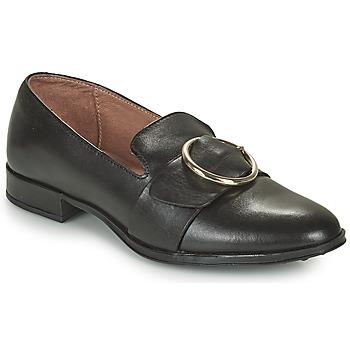 鞋子 女士 皮便鞋 Jonak AHORA 黑色