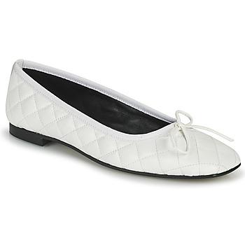 鞋子 女士 平底鞋 JB Martin PASSION 白色