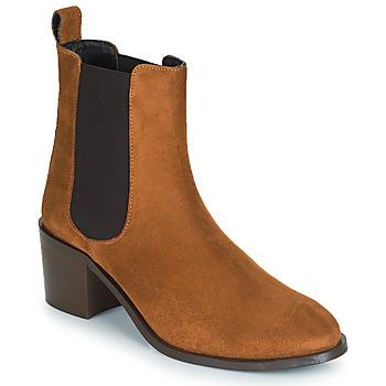 鞋子 女士 短筒靴 JB Martin ADELE 棕色