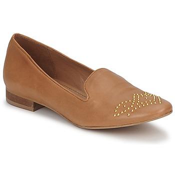 鞋子 女士 皮便鞋 Betty London CHEFACHE 驼色