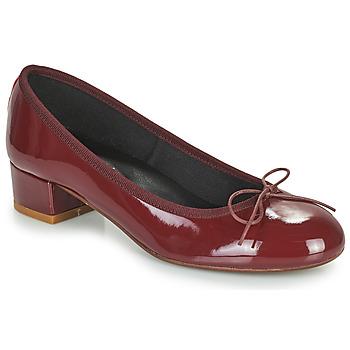 鞋子 女士 高跟鞋 JB Martin REVE 波尔多红