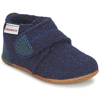 鞋子 男孩 拖鞋 Giesswein OBERSTAUFEN 蓝色