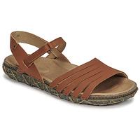 鞋子 女士 凉鞋 El Naturalista SOFT 棕色