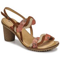 鞋子 女士 高跟鞋 El Naturalista FANTASY 棕色