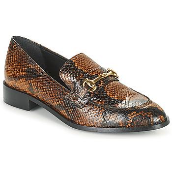 鞋子 女士 平底鞋 JB Martin AMICALE 棕色