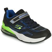 鞋子 儿童 球鞋基本款 Skechers 斯凯奇 SKECH-AIR BLAST-TALLIXEEL A 蓝色