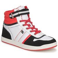 鞋子 女士 高帮鞋 Dorotennis STREET LACETS 红色 / 白色 / 黑色