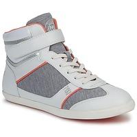 鞋子 女士 高帮鞋 Dorotennis MONTANTE VELCRO 灰色