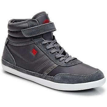 鞋子 女士 高帮鞋 Dorotennis MONTANTE STREET VELCROS 灰色