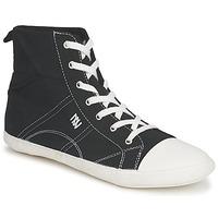 鞋子 女士 高帮鞋 Dorotennis MONTANTE LACET INSERT 黑色