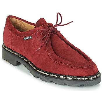 鞋子 男士 德比 Pellet Macho 红色