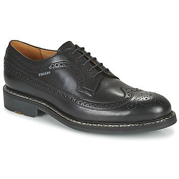 鞋子 男士 德比 Pellet NORMAN 黑色